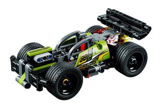 LEGO 42072 - LEGO Technic - Ütköztethető versenyjármű I.