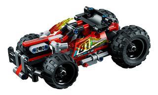 LEGO 42073 - LEGO Technic - Ütköztethető versenyjármű II.