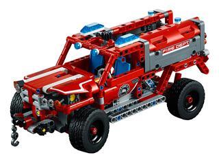 LEGO 42075 - LEGO Technic - Mentőjármű