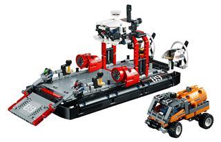 LEGO 42076 - LEGO Technic - Légpárnás jármű