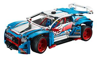 LEGO 42077 - LEGO Technic - Rally autó