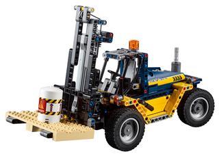 LEGO 42079 - LEGO Technic - Nagy teherbírású villástargonca