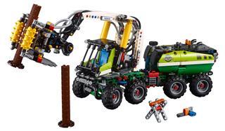LEGO 42080 - LEGO Technic - Erdei munkagép