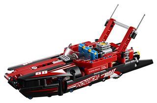 LEGO 42089 - LEGO Technic - Motorcsónak