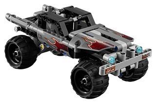 LEGO 42090 - LEGO Technic - Menekülő furgon