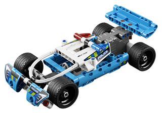 LEGO 42091 - LEGO Technic - Rendőrségi üldözés