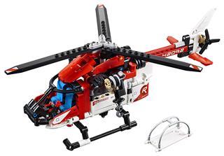 LEGO 42092 - LEGO Technic - Mentőhelikopter