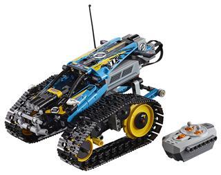 LEGO 42095 - LEGO Technic - Távirányítású kaszkadőr versenyautó