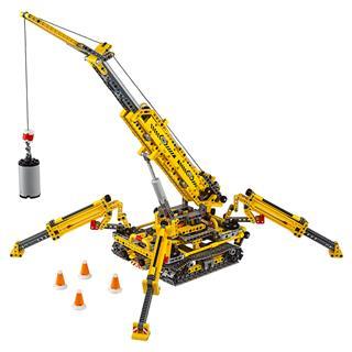 LEGO 42097 - LEGO Technic - Kompakt lánctalpas daru