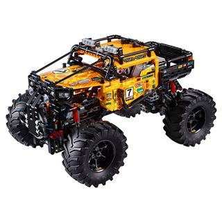 LEGO 42099 - LEGO Technic - 4x4-es Extrém terepjáró