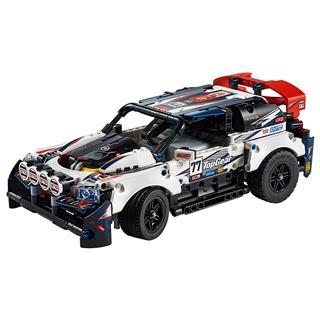 LEGO 42109 - LEGO Technic - Applikációval irányítható Top Gear ralia