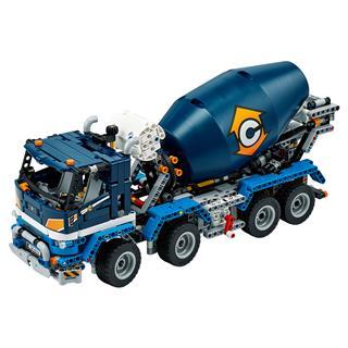 LEGO 42112 - LEGO Technic - Betonkeverő teherautó
