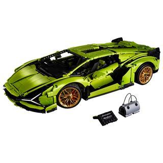 LEGO 42115 - LEGO Technic - Lamborghini Sián FKP 37