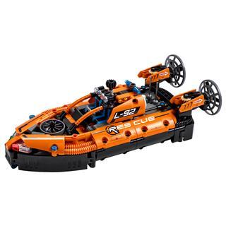LEGO 42120 - LEGO Technic - Légpárnás mentőjármű