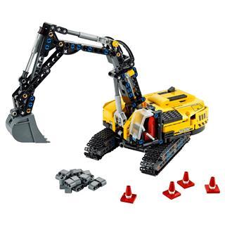 LEGO 42121 - LEGO Technic - Nagy teherbírású exkavátor