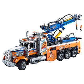 LEGO 42128 - LEGO Technic - Nagy terherbírású vontató