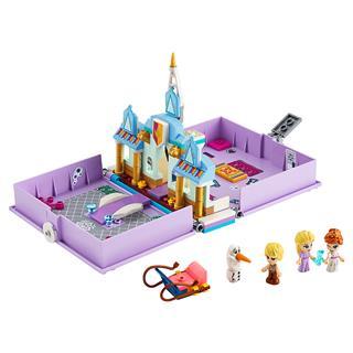 LEGO 43175 - LEGO Disney - Anna és Elza mesekönyve