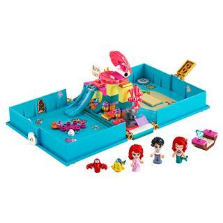 LEGO 43176 - LEGO Disney - Ariel mesekönyve