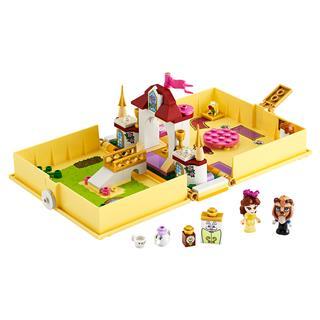 LEGO 43177 - LEGO Disney - Belle mesekönyve