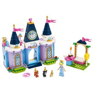 LEGO 43178 - LEGO Disney - Hamupipőke ünnepe a kastélyban