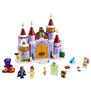 LEGO 43180 - LEGO Disney - Belle téli ünnepsége