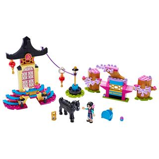 LEGO 43182 - LEGO Disney - Mulán gyakorlótere