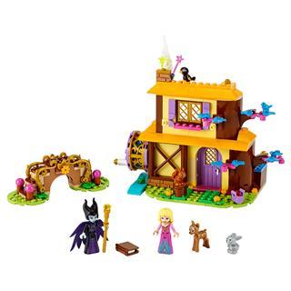 LEGO 43188 - LEGO Disney - Csipkerózsika erdei házikója