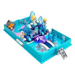 LEGO 43189 - LEGO Disney - Elza és a Nokk mesekönyve