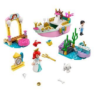 LEGO 43191 - LEGO Disney - Ariel ünnepi hajója