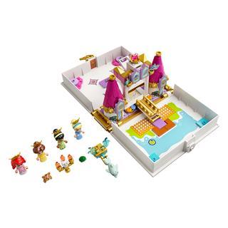LEGO 43193 - LEGO Disney - Ariel, Belle, Hamupipőke és Tiana mese...