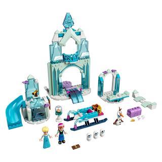 LEGO 43194 - LEGO Disney - Anna és Elsa Jégvarázs országa