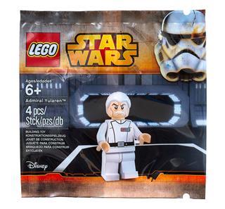 LEGO 5002947 - LEGO Star Wars - Yularen admirális