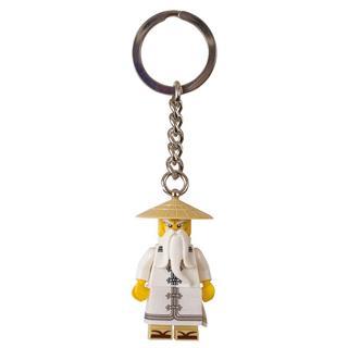 LEGO 5004915 - LEGO NINJAGO - Wu mester kulcstartó