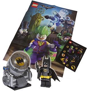 LEGO 5004930 - LEGO Batman Movie - Batman Univerzum