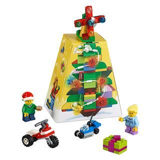 LEGO 5004934 - LEGO Exclusive - Karácsonyfa doboz