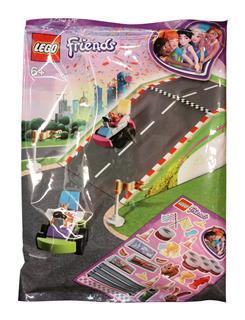 LEGO 5005238 - LEGO Friends - Kisállat gokart pilóták