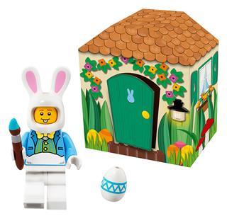 LEGO 5005249 - LEGO Exclusive - Húsvéti nyúlember