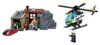 LEGO 60131 - LEGO City - Gonosztevők szigete