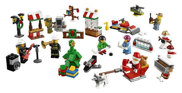 LEGO 60133 - LEGO City - Adventi naptár 2016