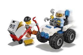 LEGO 60135 - LEGO City - Letartóztatás ATV járművel