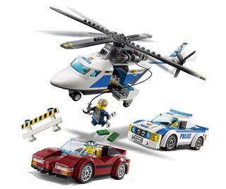 LEGO 60138 - LEGO City - Gyorsasági üldözés