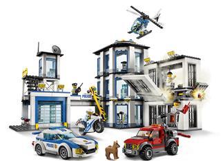 LEGO 60141 - LEGO City - Rendőrkapitányság