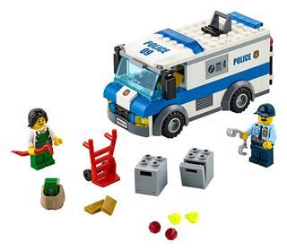 LEGO 60142 - LEGO City - Pénzszállító
