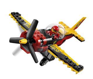 LEGO 60144 - LEGO City - Versenyrepülőgép