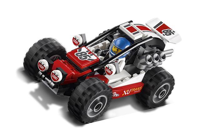 LEGO 60145 - LEGO City - Homokfutó