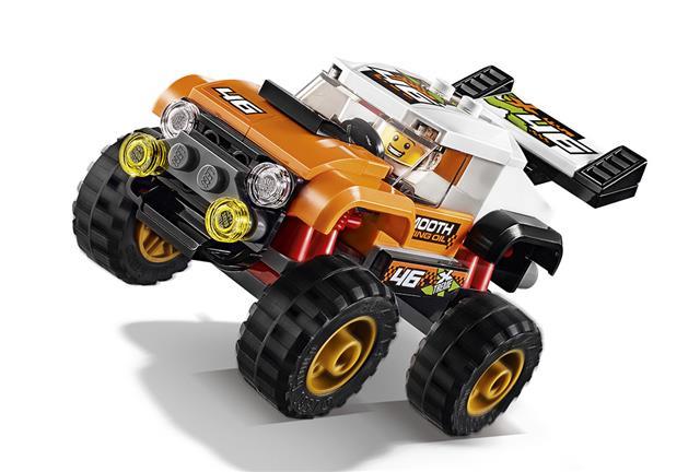 LEGO 60146 - LEGO City - Kaszkadőr terepjáró