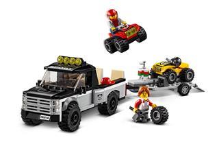 LEGO 60148 - LEGO City - ATV versenycsapat