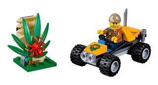 LEGO 60156 - LEGO City - Dzsungeljáró homokfutó