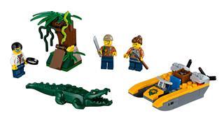 LEGO 60157 - LEGO City - Dzsungel kezdőkészlet