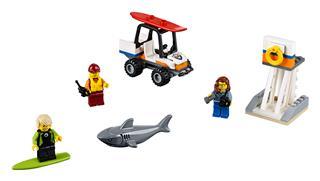 LEGO 60163 - LEGO City - Parti őrség kezdőkészlet